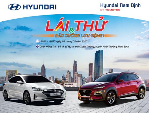 ô tô Hyundai Nam Định