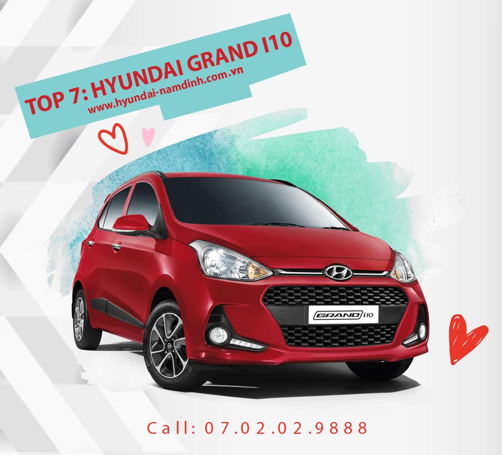 Hyundai Grand i10 có giá bán chỉ từ 330 triệu