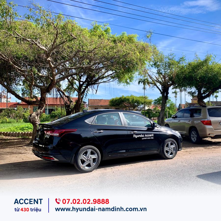 Accent là một trong những mẫu xe của Hyundai luôn đứng TOP 1 xe bán chạy nhất thị trường