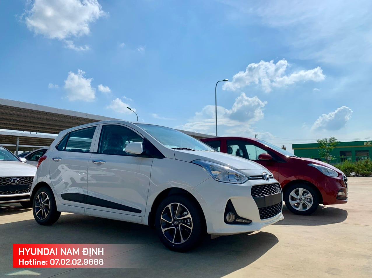 Hyundai Nam Định luôn sẵn xe, đủ màu, đủ các bản
