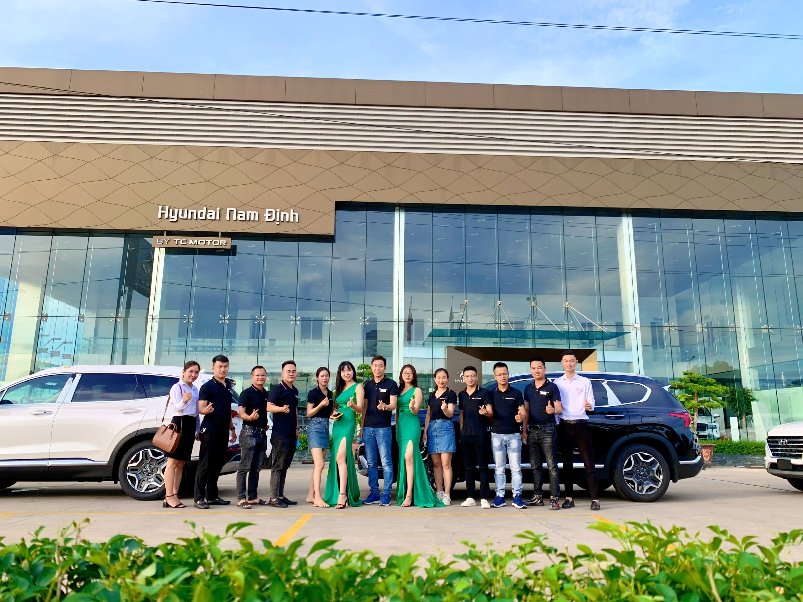 Hyundai Nam Định là nơi có môi trường làm việc năng động, sáng tạo và chuyên nghiệp
