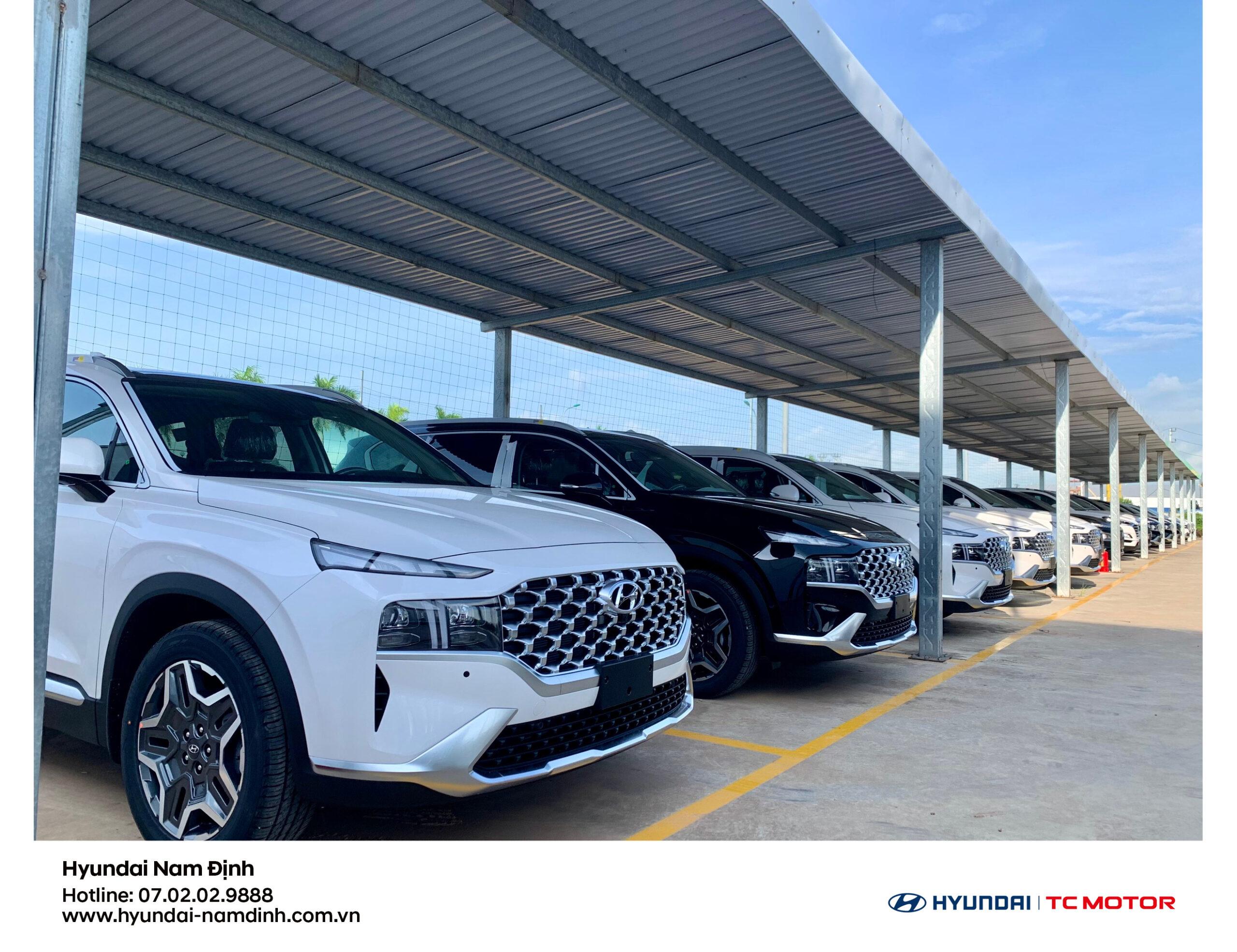 Hyundai Nam Định luôn sẵn xe tại kho và sẵn sàng giao ngay
